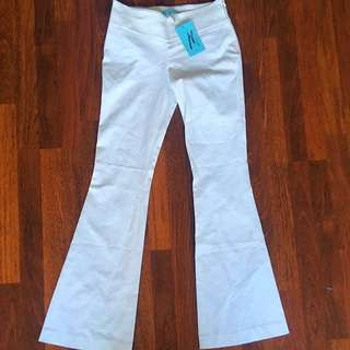 Marciano bell bottoms
