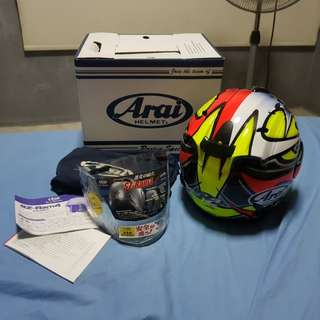 Arai Edward Tribute