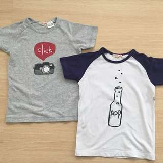 Camera & Soda Tshirt Set