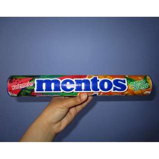 Giant Mentos Containers!