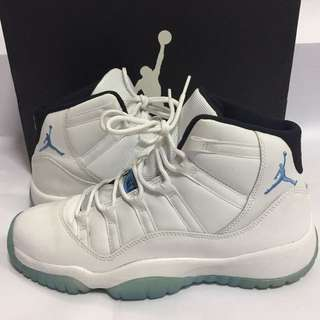 Air Jordan 11 Legend Blue aj AJ11 6Y