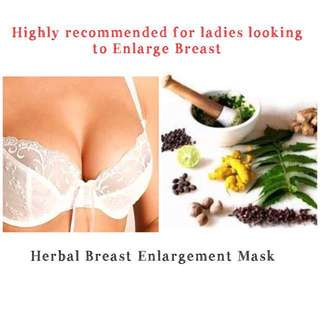 Breast Enlargement Mask