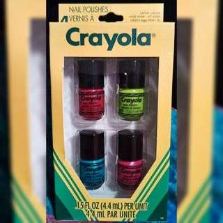 Crayola Nail Polish
