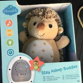Stay Asleep Buddy Hedgehog