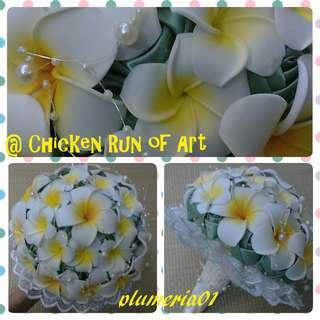 雞蛋花花球