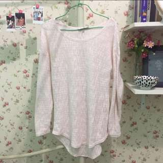 Colorbox Soft Pink Sweater