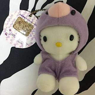 Kitty 紫色造型薰衣草玩偶💕