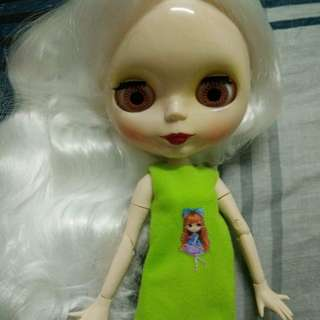 Blythe doll with 19 joints body preorder