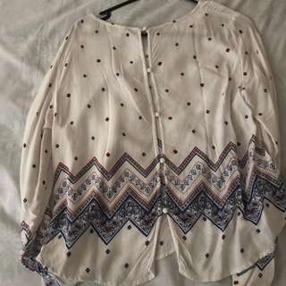 Bohomein longsleeve shirt