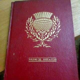 Buku Encyclopedia BRITANICA