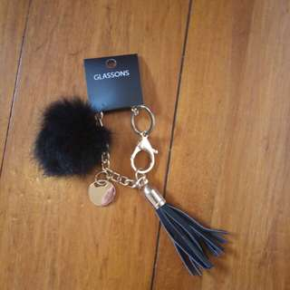 Glassons key ring