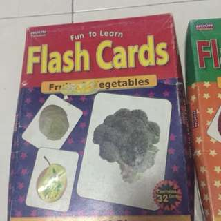 Flash Card For Babies Up To Toddler