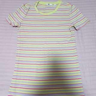 Uniqlo Striped Top