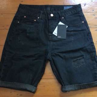 Men's denim shorts ASOS