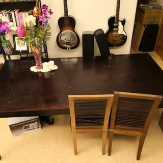 FREE! Large Dining Room Table.