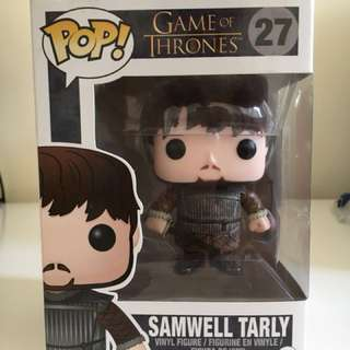 VAULTED - Samwell Tarly - Game Of Thrones - Pop Vinyl