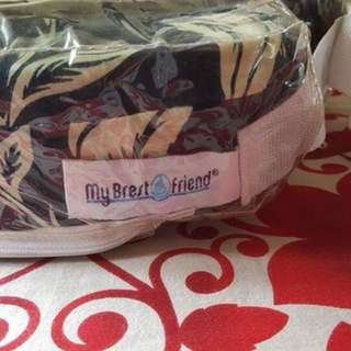 My Brestfriend Nursing Pillow