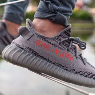 Authentic - Baluga 2.0 Yeezys. Size 8 Men. I have proof of receipts and transaction.