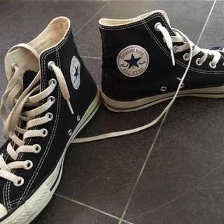 🚚 Converse All Star 帆布鞋US9 日本購入 #運動商品可超取