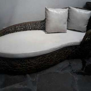Ratan Outdoor Sofa