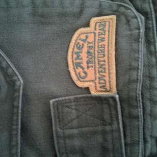 Camel adventure wear