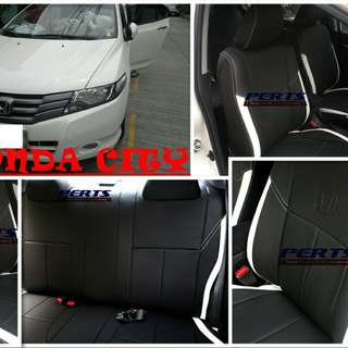 Honda City Leather Seat Cover