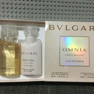 Bvlgari Bathline Collection