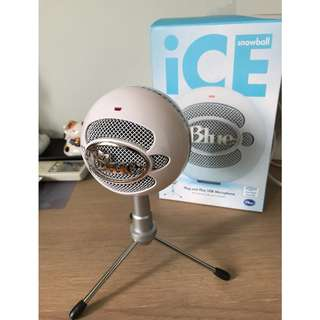 Blueice Snowball PC Microphone