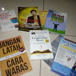 Buku Motivasi dll take all