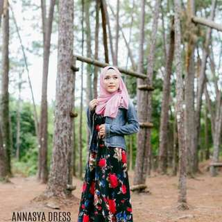 Annasya dress