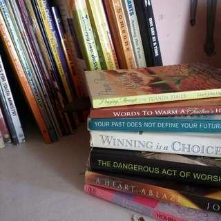 Inspirational Books!