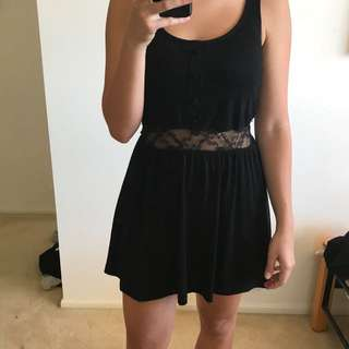 Factorie black dress