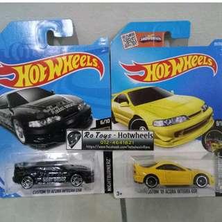 2pcs Acura GSR