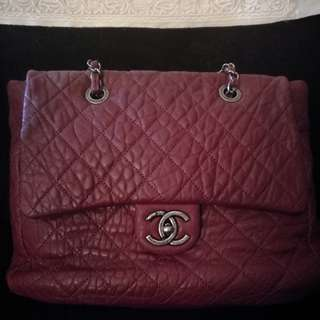 (Reduced) AUTHENTIC Channel Bag