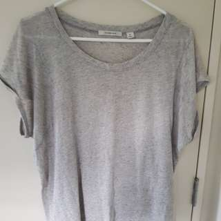 Country Road Grey Top