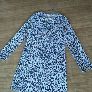 Atmosphere size 6 print dress