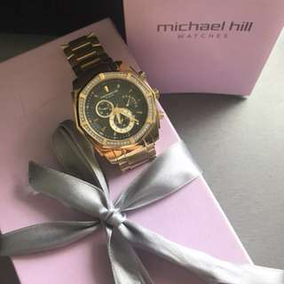 Michael Hill diamond watch