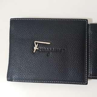 Vintage Ferragamo Wallet and Namecard Pouch