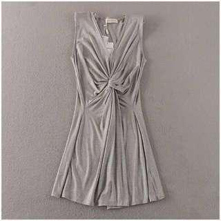 🚚 包郵🎈腰部扭結連身洋裝