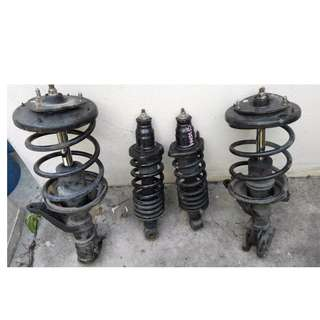 Spare part Honda Stream RN1,2,3,4,5