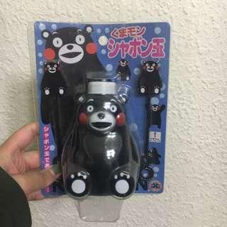 🚚 熊本熊泡泡瓶