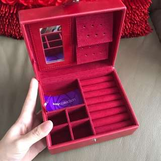 Kay collection Jewelry box