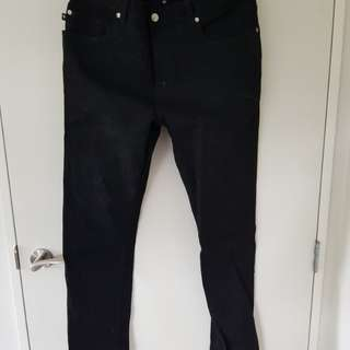 Federation Black Jeans