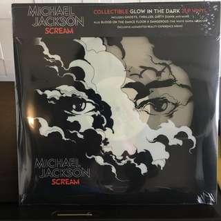 Michael Jackson - Scream. Vinyl Lp. New