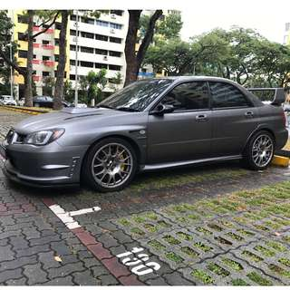 Subaru Impreza WRX 2.5 Manual