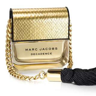 Marc Jacobs Decadence One Eight K Gold EDP perfume 100ml
