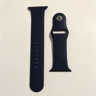 Apple Watch 42mm 深藍色錶帶