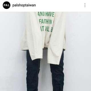 Pal的綠色上衣×1