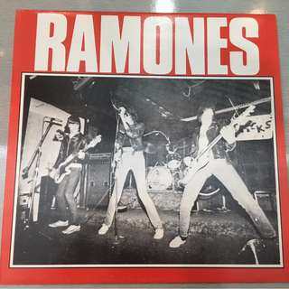 RAMONES - BLITZKRIEG '76 , Vinyl LP, rare bootleg