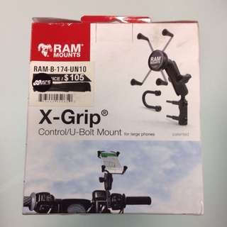 Ram Mount X-Grip set